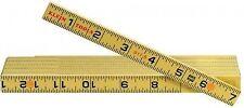 Klein Tools 911-6 Fiberglass Outside Reading Folding Rule