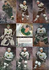 1998-99 ITG Be A Player Regular Silver Dallas Stars Complete Team Set (12)