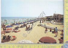 Cartolina - Postcard -Monopoli - Hotel Lido Torre Egnazia - spiaggia - anni '70