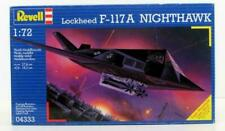 Revell No. 04333 1/72 Lockheed F-117A Nighthawk