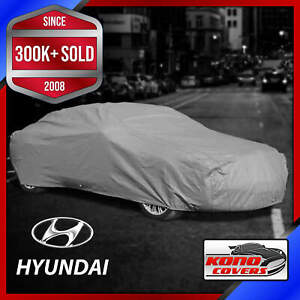 HYUNDAI [OUTDOOR] CAR COVER ✅ All Weather ✅ Waterproof ✅ Full Body ✅ CUSTOM ✅FIT