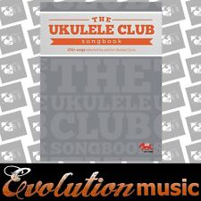 The Ukulele Club Songbook - 250+ Songs - Hal Leonard Song Book 1 WORLDWIDE