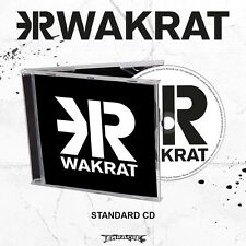 """Wakrat """"Wakrat"""" CD - NEW prophets of rage against the machine"""