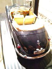 Automodello MODELLINO MAISTO BMW 502 cabrio 1955 1:18 Maisto