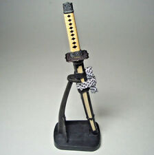"""8"""" Samurai Sword Letter Opener with Display Stand"""