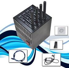 Q24plus 4 port modem pool Wavecom bulk sms quad band Sim Gsm/gprs USB Interface