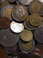100 Gramm Restmünzen/Umlaufmünzen Ecuador