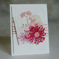 Flower Metal Cutting Die Stencil Scrapbooking Album Paper Card Craft Decoration