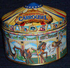 Hersheypark Carrousel collectible Tin