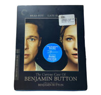 The Curious Case of Benjamin Button (Blu-ray Disc, 2009, 2-Disc Set, Canadian...