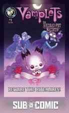 VAMPLETS BEWARE BITMARES ONE SHOT COVER B (ACTION LAB 2018 1st Print) COMIC
