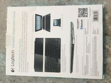 Logitech Ultrathin Keyboard Cover Black for iPad 2, iPad 3rd/4th Gen 920-004013