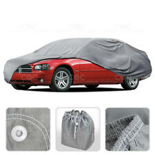 Car Cover for Dodge Charger 06-14 Outdoor Breathable Sun Dust Proof Protection