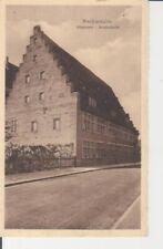 Neckarsulm - Oberamt, Realschule gl1934 223.887
