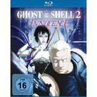 GHOST IN THE SHELL 2 INNOCENCE BLU RAY ANIME NEU