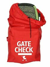 Gate Check Travel Bag with Webbing Handle for Standard and Double Strollers, ...