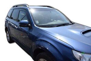 Geländewagen SUV 5türer vo Windabweiser für Subaru Forester Exclusive 4 SJ 2012