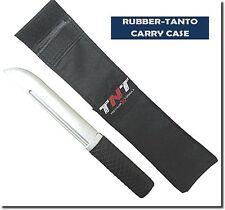 "CARRY CASE For Rubber Tanto Karate Martial Arts, Dojo, Krav Maga- 10"""