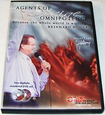 AGENTS OF DIVINE OMNIPOTENCE--- (Dvd)