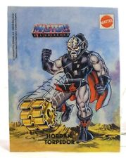 1988 Mattel Masters Of The Universe BUZZ SAW HORDAK VINTAGE STICKER Spain excl.