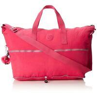 NWT Authentic Kipling Jonah Foldable Tote Nylon Shoulder Bag Purse Cute TM5241