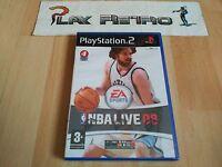 PLAY STATION 2 PS2 NBA LIVE 08 PROMOCIONAL NUEVO PRECINTADO PAL ESPAÑA