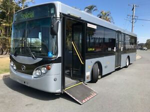 2001 Mercedes 0405NH bus - turbo diesel - auto - airconditioned - lowfloor - GC