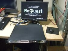 Request Z. Series Professional Music Video Server Rack Mount Runs GREAT