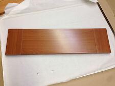 1 x Cabinet Kitchen Draw, 600mm x  160 mm,  dark wood panel -cherry Shaker