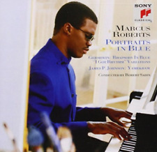 MARCUS ROBERTS CD NEUF PORTRAITS IN BUE