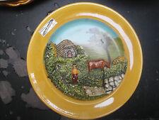 Assiette décorative Provence Pasteur