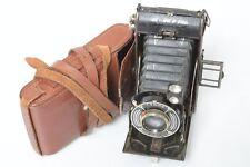 BALDA JUWELLA (1936) 6X9CM GERMAN CAMERA W/ 10.5CM 4.5 ANASTIGMAT LENS