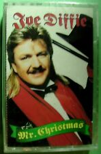 Joe Diffie:  Mr. Christmas (Cassette, 1995, Sony) NEW