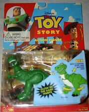 Toy Story Rare 1st issue 1995 REX Action Figure!