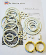 1977 Zaccaria Nautilus Pinball Machine Rubber Ring Kit