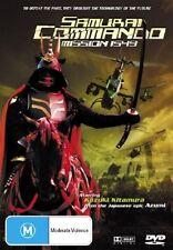 Samurai Commando (DVD, 2006) - Region 4