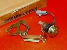 NOS 1985 Ford Medium Truck carburetor idle stop dash pot & solenoid E5PZ-9S520-D