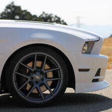 "19"" VELGEN VMB5 GUNMETAL CONCAVE WHEELS RIMS FITS FORD MUSTANG GT GT500"