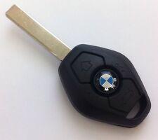 BMW remote key e46 3ser,e39 5 ser, e53 X5,X3 ews system inc cut & programming