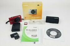 Canon PowerShot A3400 IS 16.0MP Digital Camera Red 4GB Card PC1737 Accessories.