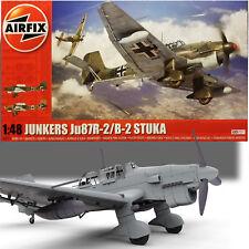 AIRFIX 1/48 JUNKERS Ju87R-2/B-2 STUKA MODEL KIT A07115