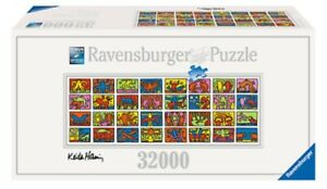 Ravensburger Keith Haring 32000 pieces Puzzle