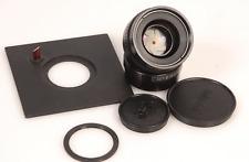 RODENSTOCK RODAGON 150mm f/5.6 Enlarging lens + BESELER Lens Board & L39 Adapter