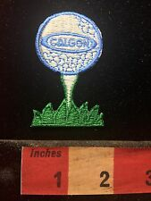 Golfer Patch ~ Calgon Advertising - Golfing Golfing Golf Tee.  73WY