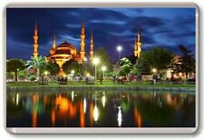 Istanbul Turkey Fridge Magnet 02