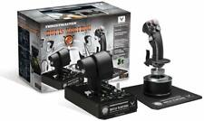Flight Simulator Controls For PC Thrustmaster Warthog a10c Hotas Controller Pack