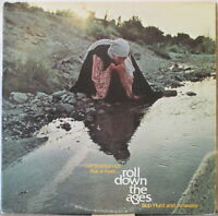 BOB HURD & ANAWIM Roll Down the Ages LP Top Xian Folk-Rock Private Press