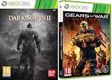 Dark Souls 2 Usado & Gears Of War Judgment Nuevo Y Sellado Xbox 360 PAL formato