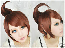 Danganronpa Dangan-Ronpa Aoi Asahina Fashion Hair Short Cosplay Wig