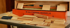WALTHERS O SCALE PASSENGER PARTS WOOD